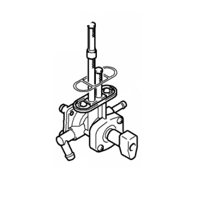Arctic Cat OEM ATV FUEL SHUT OFF VALVE 07-08 400 DVX 2007