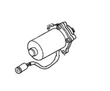 HONDA CONTROL MOTOR ASSY 00-06 TRX350FE 00-06 TRX350TE