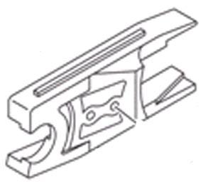 Yamaha CHAIN SLIDER 2002-2011 02-11 YZ85 YZ 85 03 04 05
