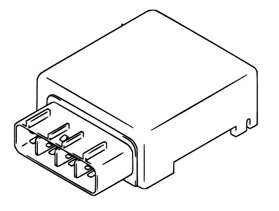 SUZUKI CDI BOX 05-07 LT-A400F EIGER 400 2005-2007 LTF400