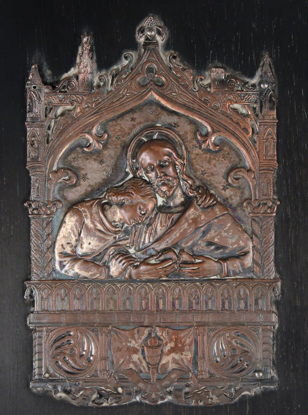 Gothic Revival Style Plaque