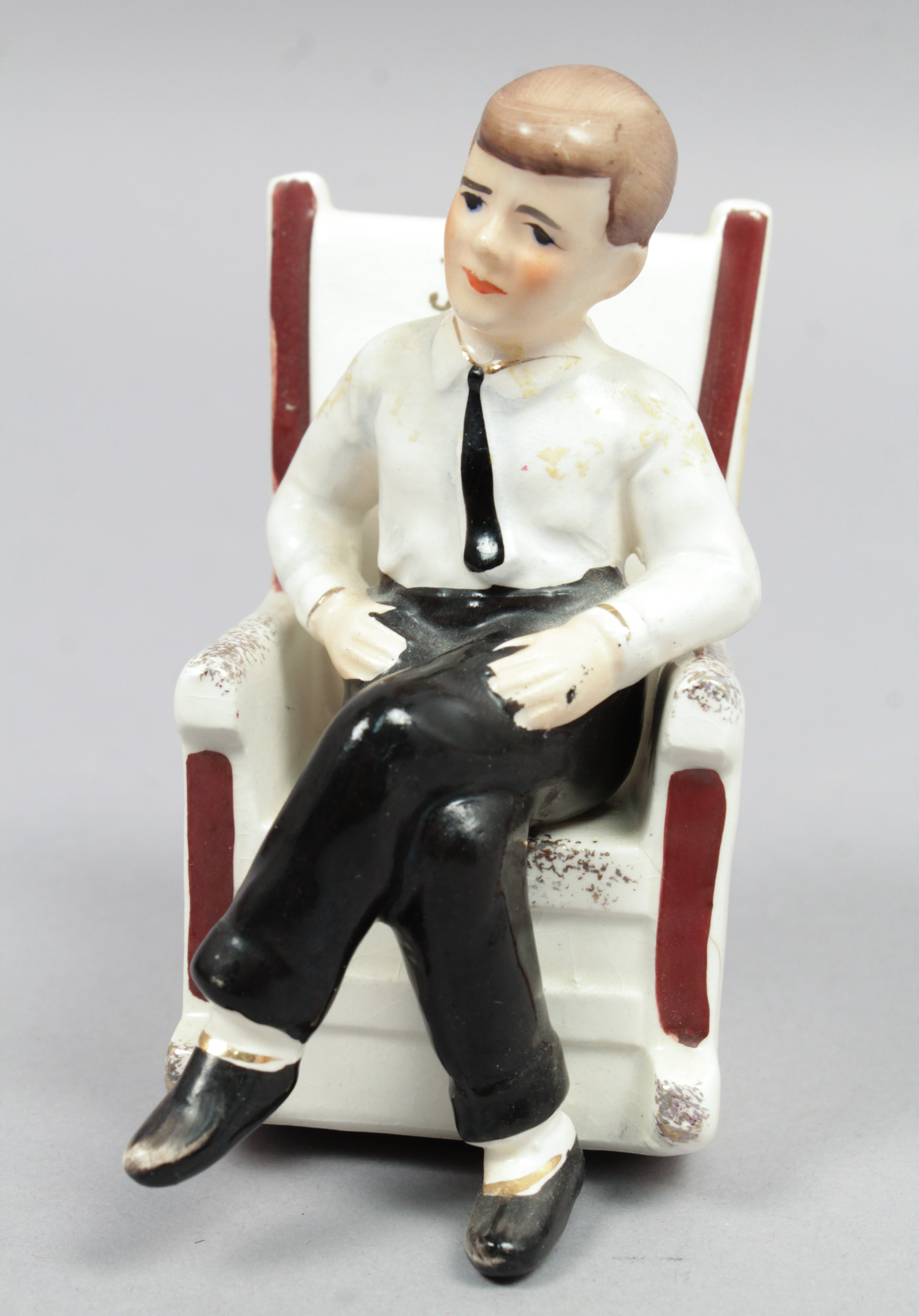 jfk rocking chair spandex covers black vintage 1962 japanese president kennedy in