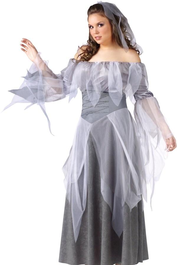 Ghost Bride Halloween Costume