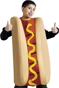 Hotdog costume - Lookup BeforeBuying