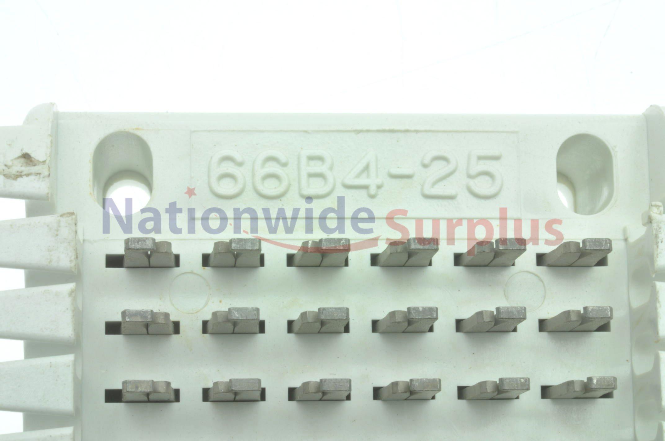 66 block wiring diagram 25 pair 2001 ford f150 xl radio lot of 7 leviton standard telephone terminal punch down