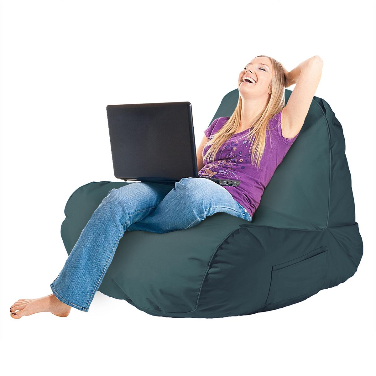 Original Comfy Chair Indoor Outdoor Beanbag Dorm Lounger