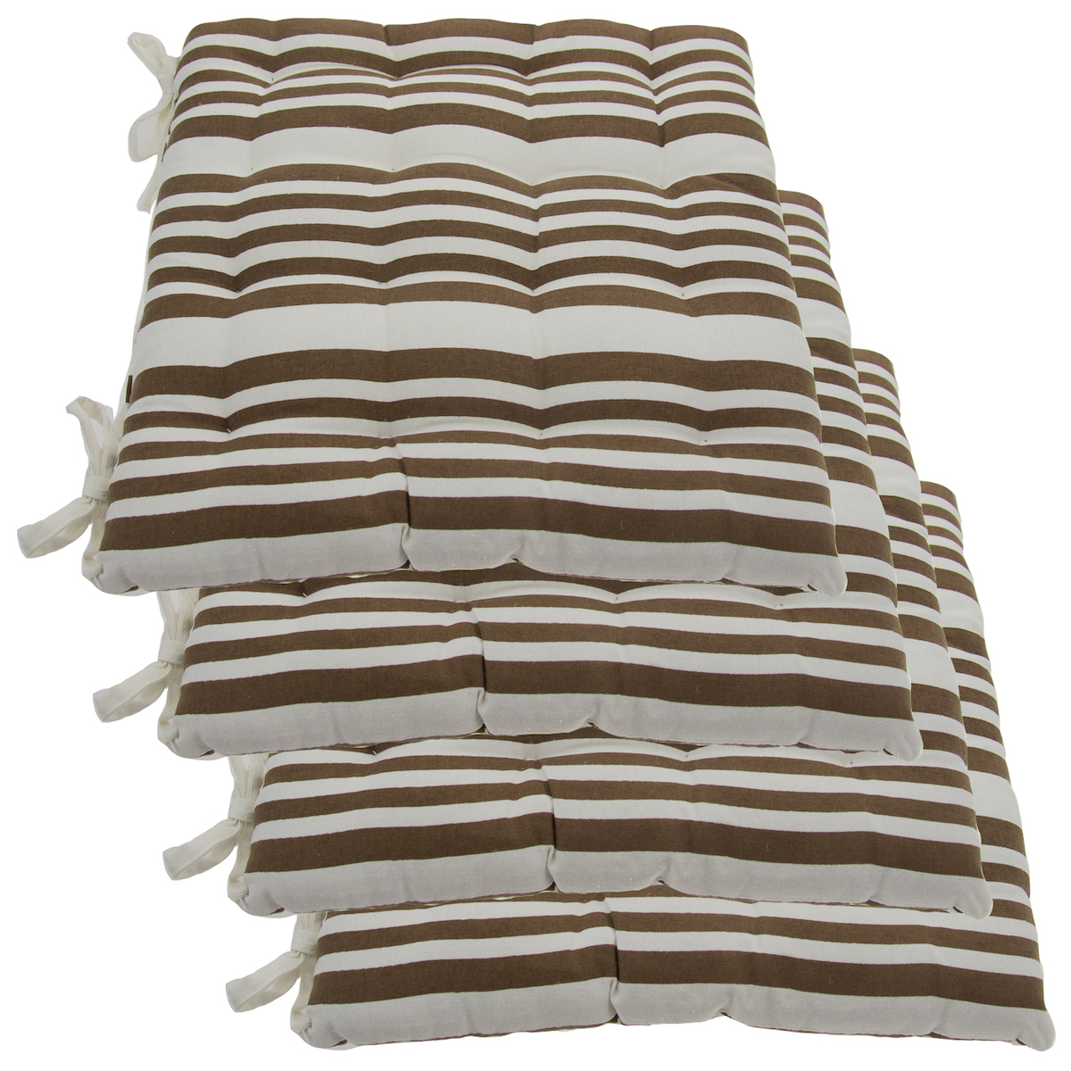 dining chair cushions with ties pottery barn club set of 4 cotton indoor reversible pads and