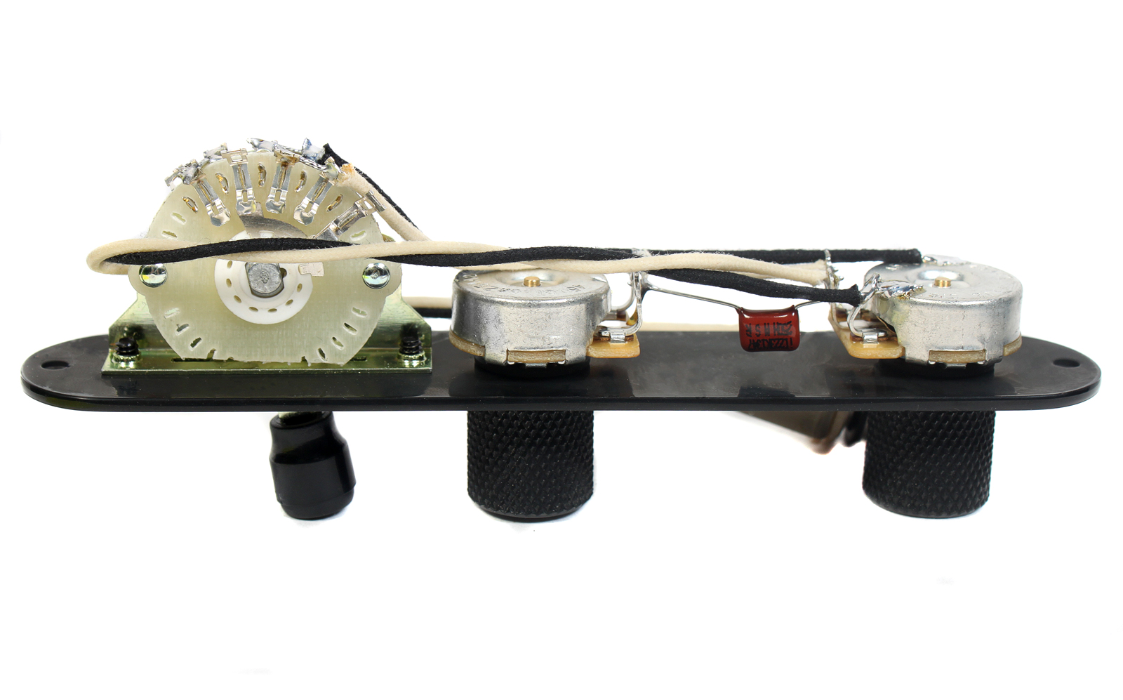 Telecaster With 4 Way Switch