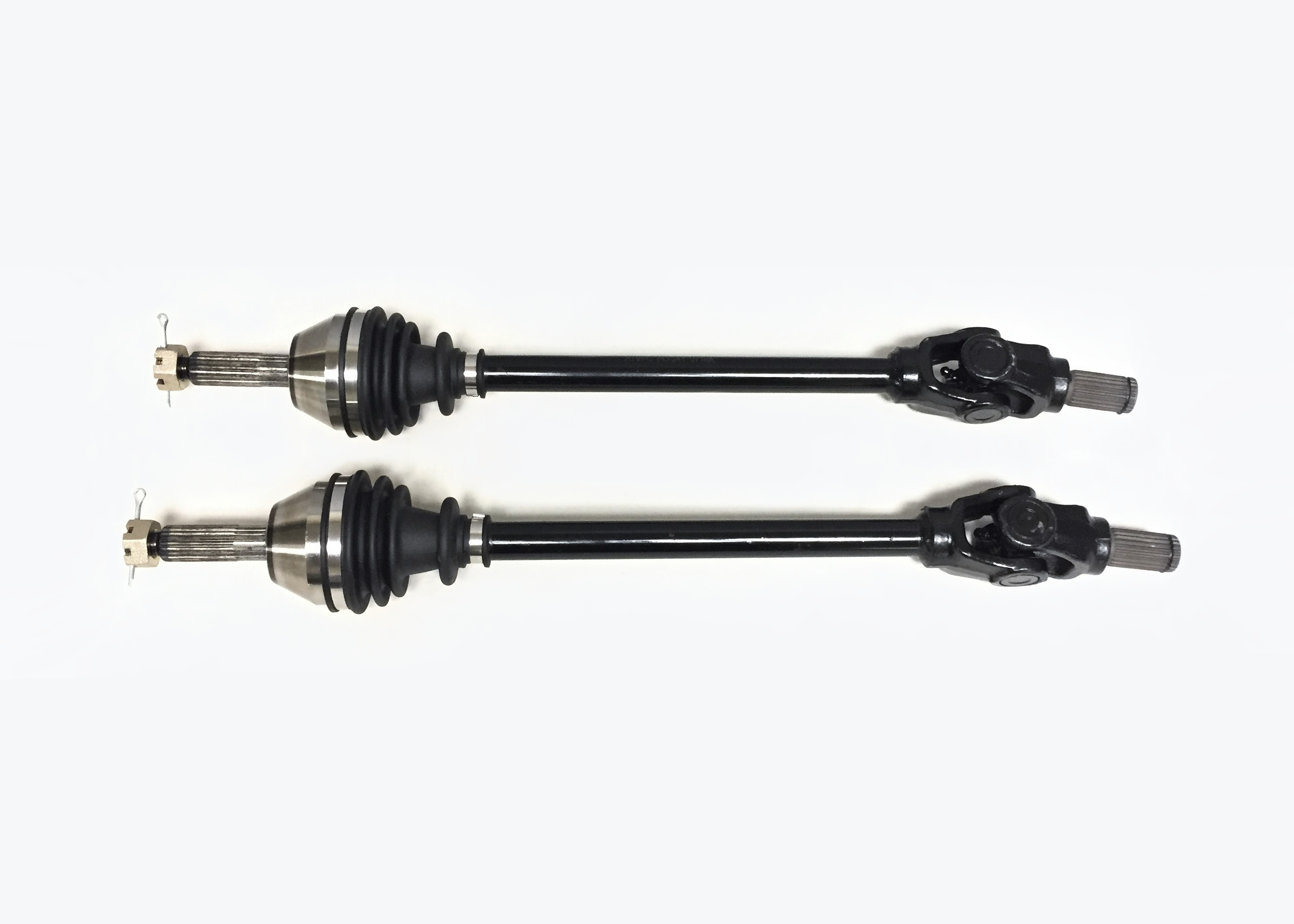 Pair of Front CV Axle Shafts for Polaris Ranger Series 10