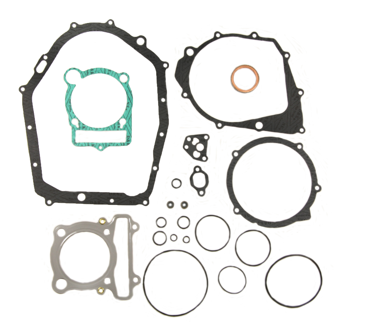 Namura Full Gasket Kit Yamaha 350 Warrior, Raptor, Moto-4