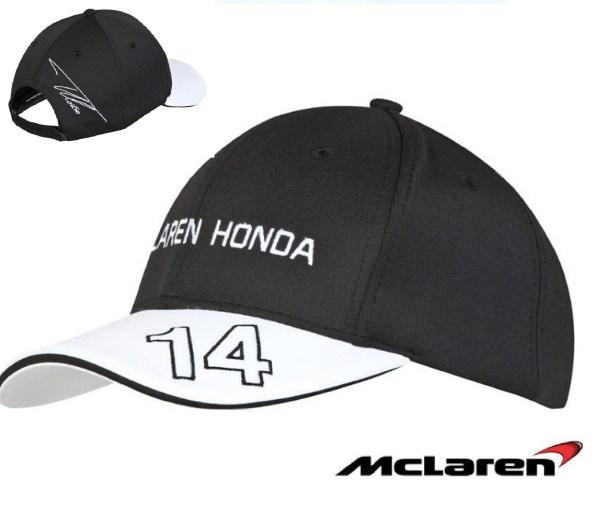 Cap Hat Formula 1 Mclaren Honda F1 2015 Fernando