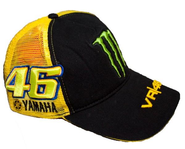 Cap Moto Gp Bikes Yamaha Monster Valentino Rossi