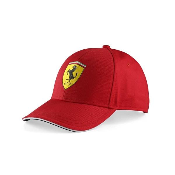 Cap Kids Baseball Hat Formula 1 Ferrari Scudetto F1