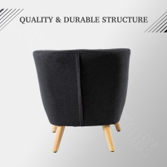 Kids Accent Chair V Steam Fabric Wooden Lorraine French Sofa