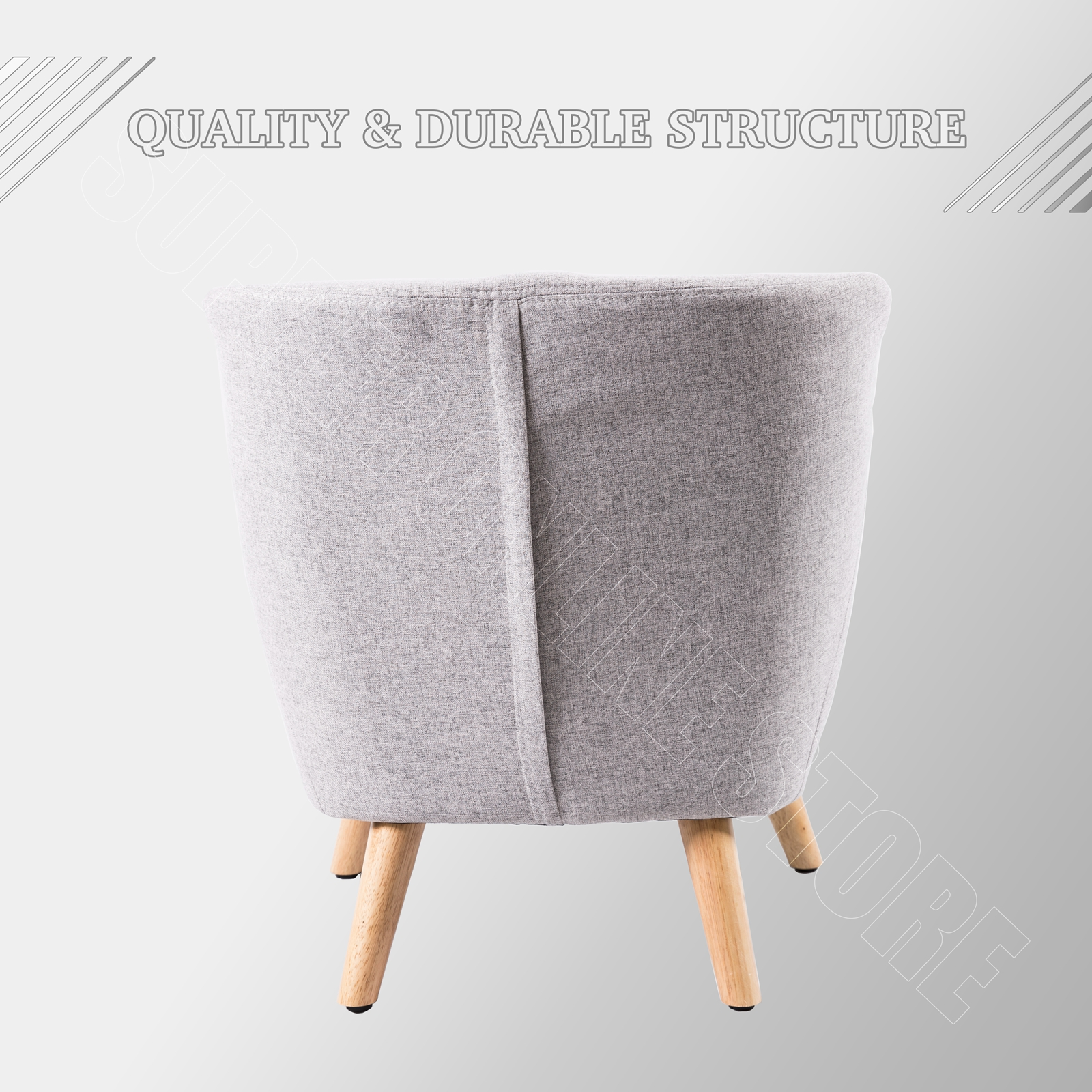 kids accent chair folding guitar fabric wooden lorraine french sofa