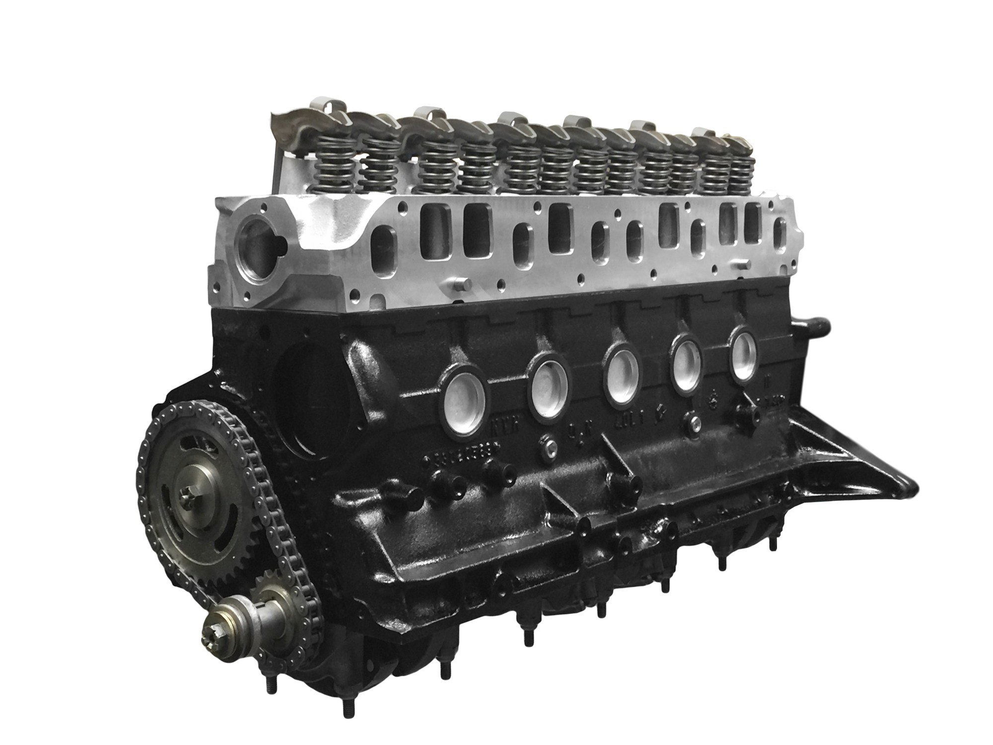 hight resolution of details about jeep stroker hyper 4 7 titan engine with high flow edelbrock aluminum head