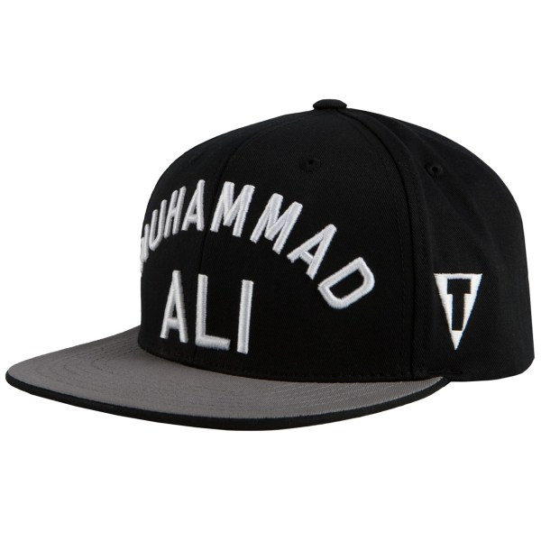 Title Boxing Muhammad Ali Flat Brim Adjustable Snapback