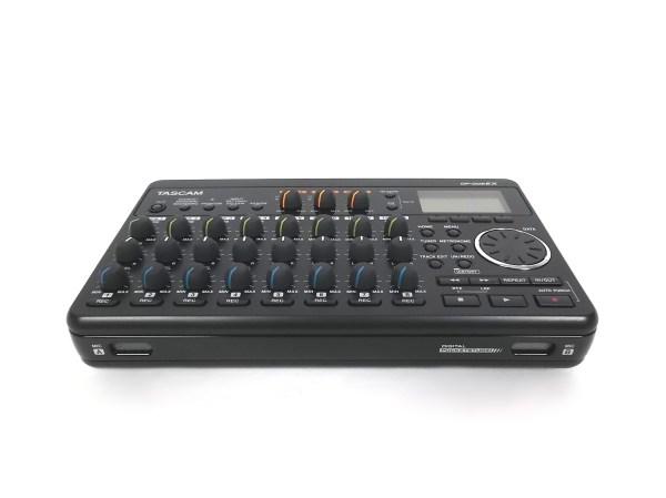 Tascam Dp-008ex Digital Portastudio 8-track Portable Multi-track Recorder Mint