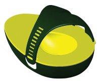 Evriholder Fresh Avocado Saver Keeper Storage Container ...