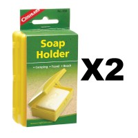 Coghlan's Soap Holder Camping Travel Plastic Caddy Box ...