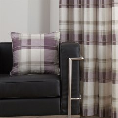 Plaid Sofa Cushions Corner Sectional Canada Highland Tartan Scatter Cushion Cover With Check