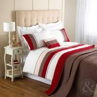 Chevron Duvet Cover - Contemporary Bedding Modern Quilt ...