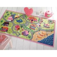 Kids Fun Playtime Carpet Rug - For Childrens Bedroom ...