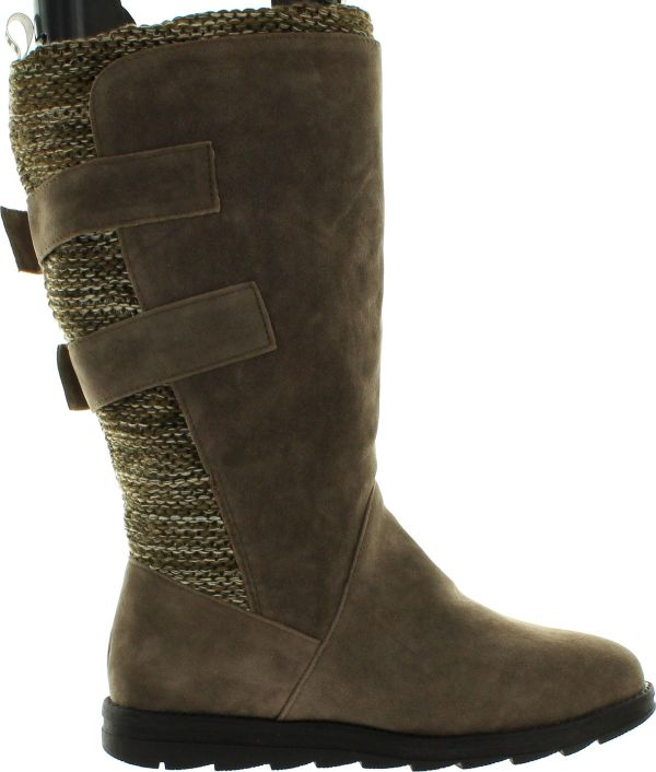 Muk LUKS Slipper Boots