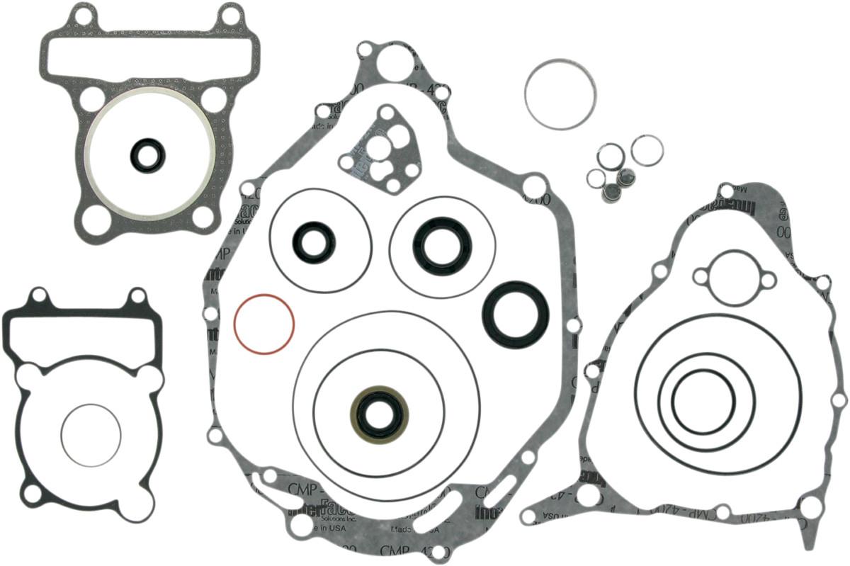Moose Racing Gasket Kit with Oil Seals For Yamaha TTR 225