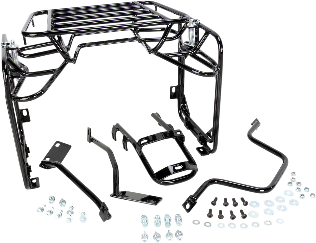 Moose Racing Expedition Luggage Rack System Mounts For