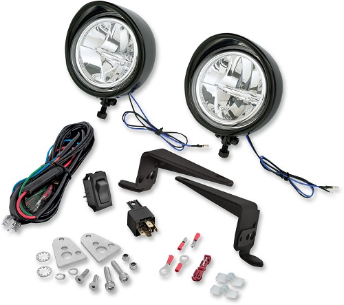 Show Chrome Cree LED Driving Light Kit for Victory Cross
