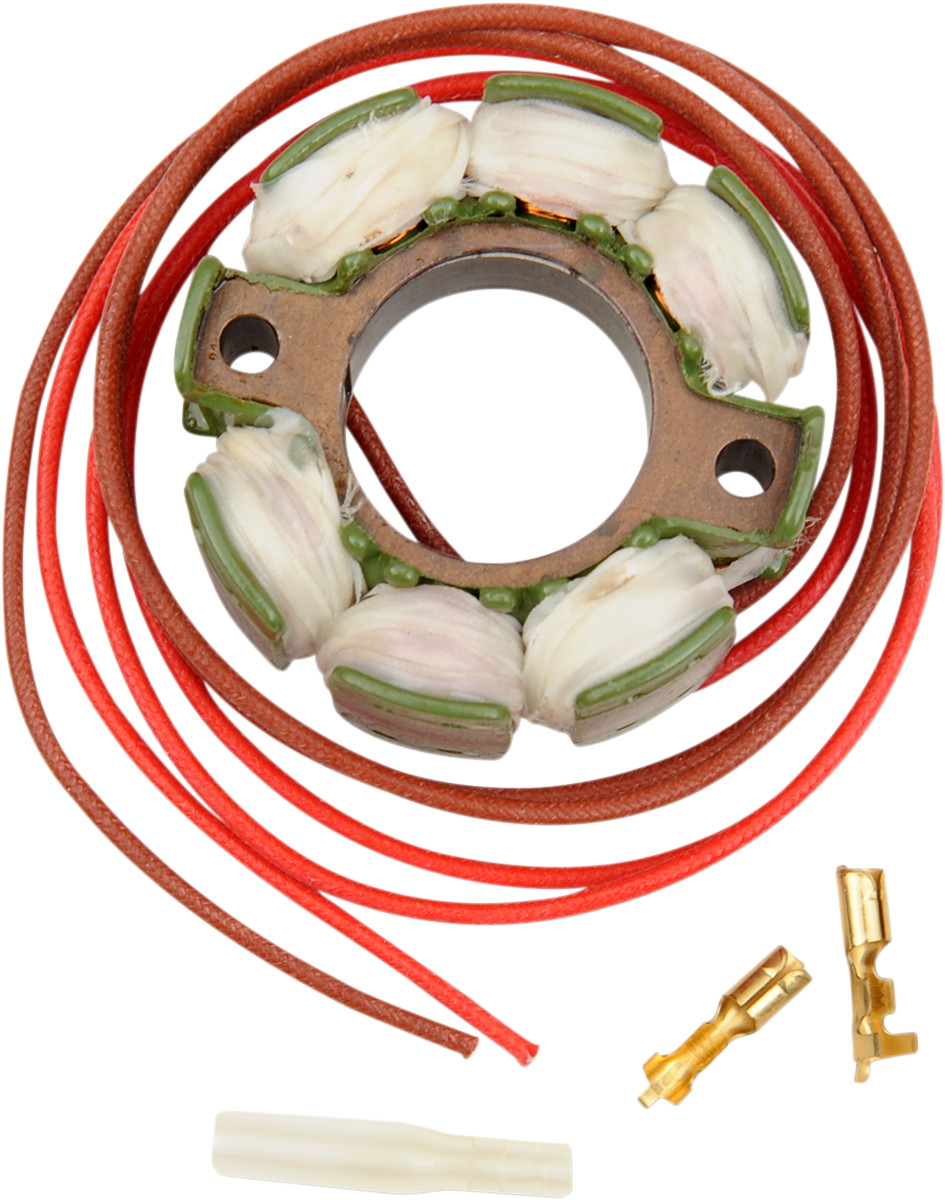 medium resolution of ricks stator for yamaha ttr xt 225 21 931