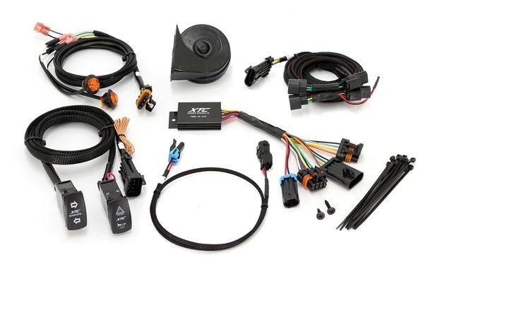 XTC Power Products Self Canceling UTV Turn Signal Kit