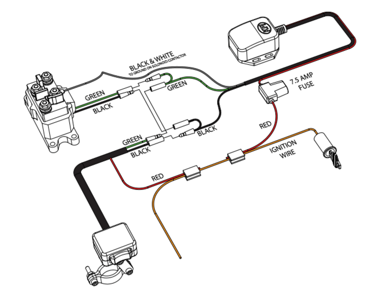 amp wiring kit instructions