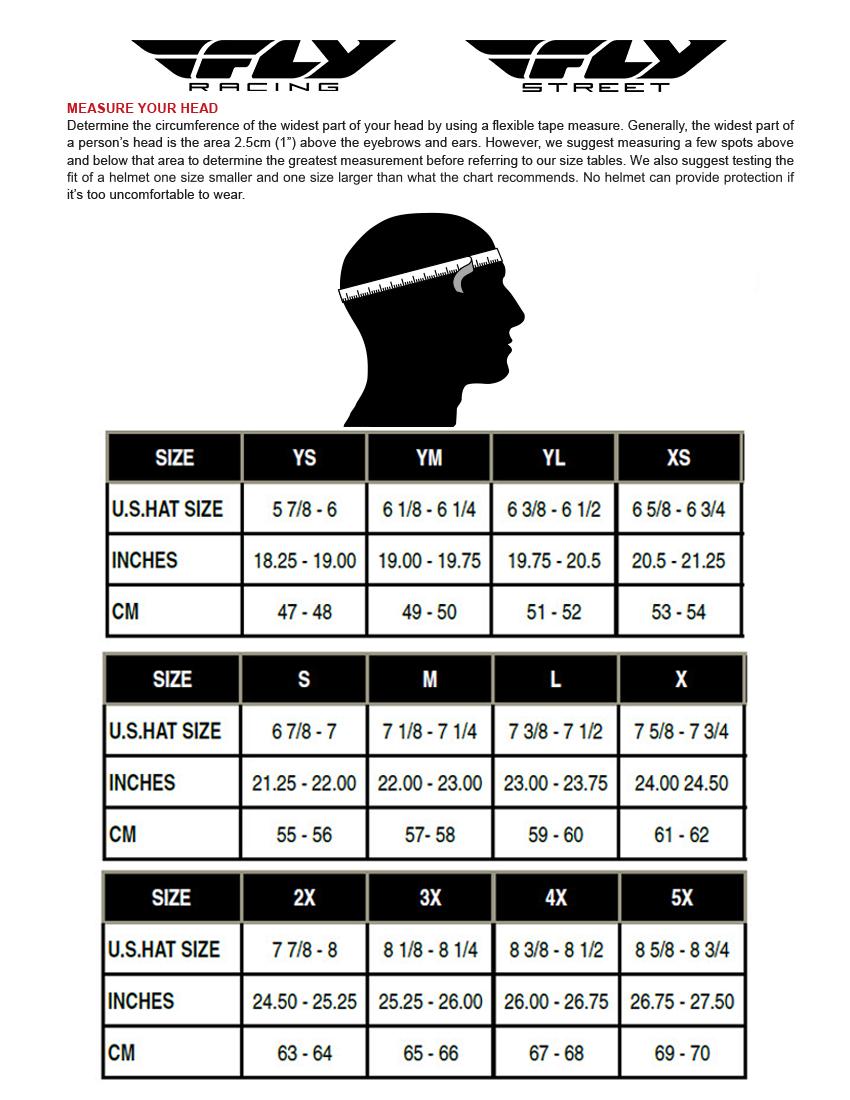 Youth Motorcycle Helmet Size Chart : youth, motorcycle, helmet, chart, Street, Adult, Revolt, Liberator, Motorcycle, Helmet, Colors, XS-2XL