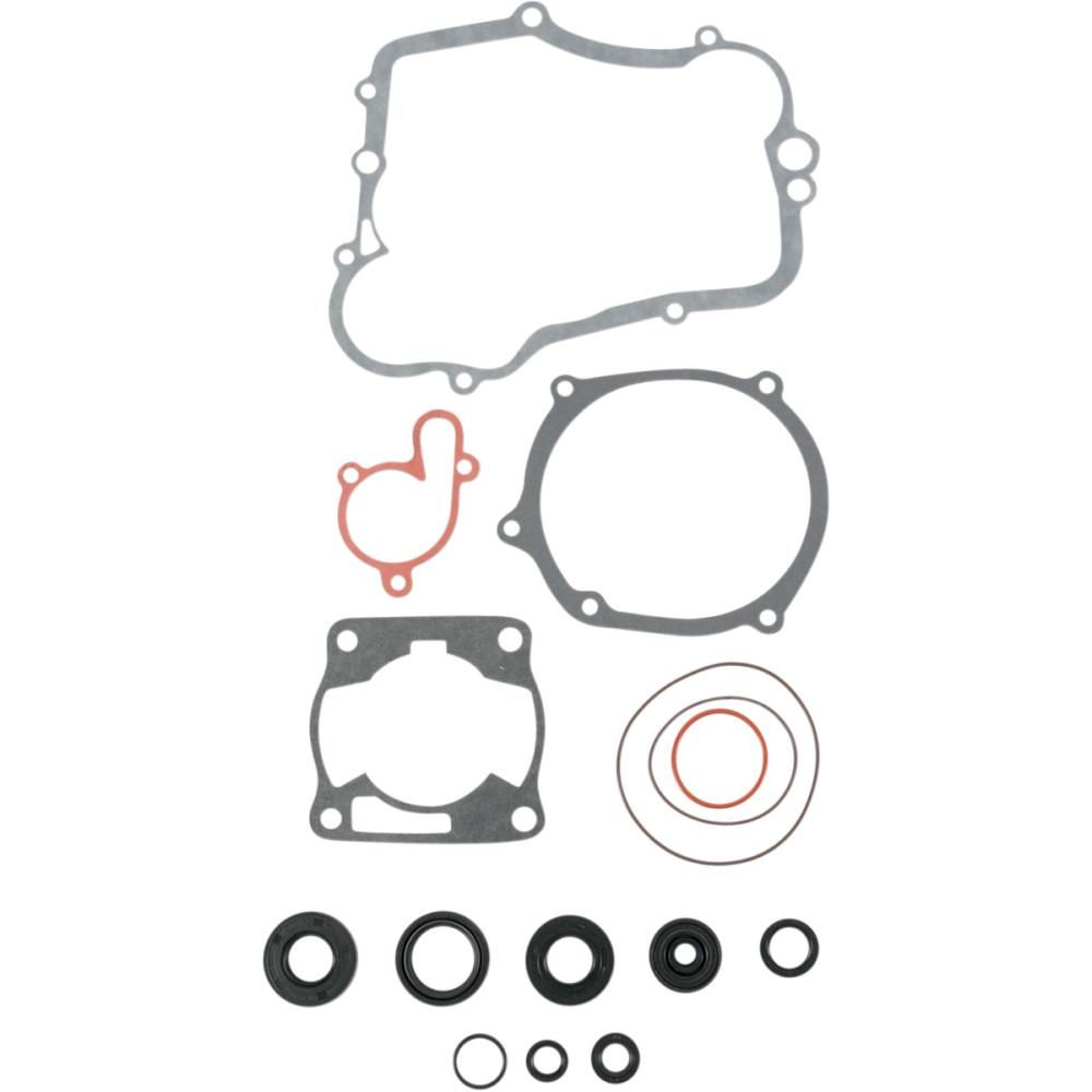 Moose Racing Complete Gasket Kit w/Oil Seals For Yamaha YZ