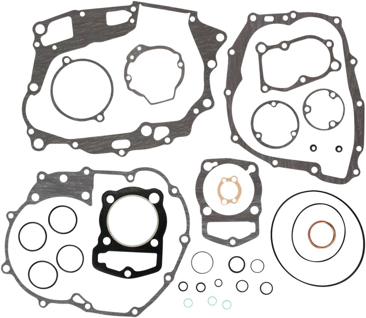 Vesrah Complete Engine Gasket Kit Set for Honda ATC 200 S