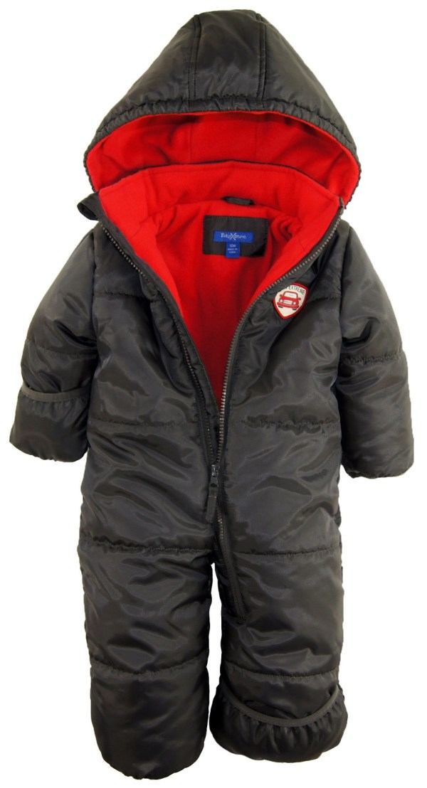 Ixtreme Baby Boys Piece Puffer Winter Snowsuit Bunting Pram
