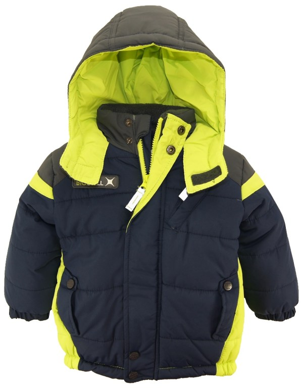 Big Chill Toddler Boys' Expedition Puffer Jacket Winter
