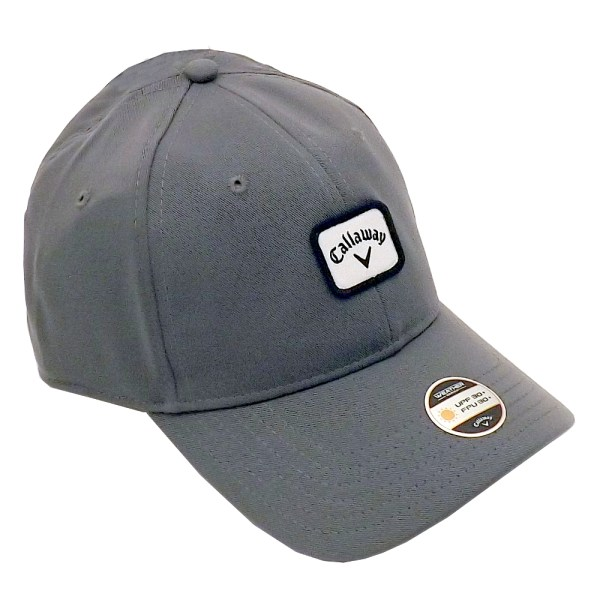 Callaway Label 82 Fitted Golf Hat Uv Coating