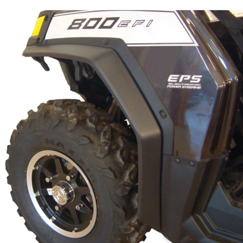 small resolution of image is loading overfenders flares mud guard polaris razor rzr 800
