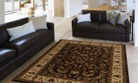 Traditional Persian Border Area Rug 5x8 Oriental Carpet ...