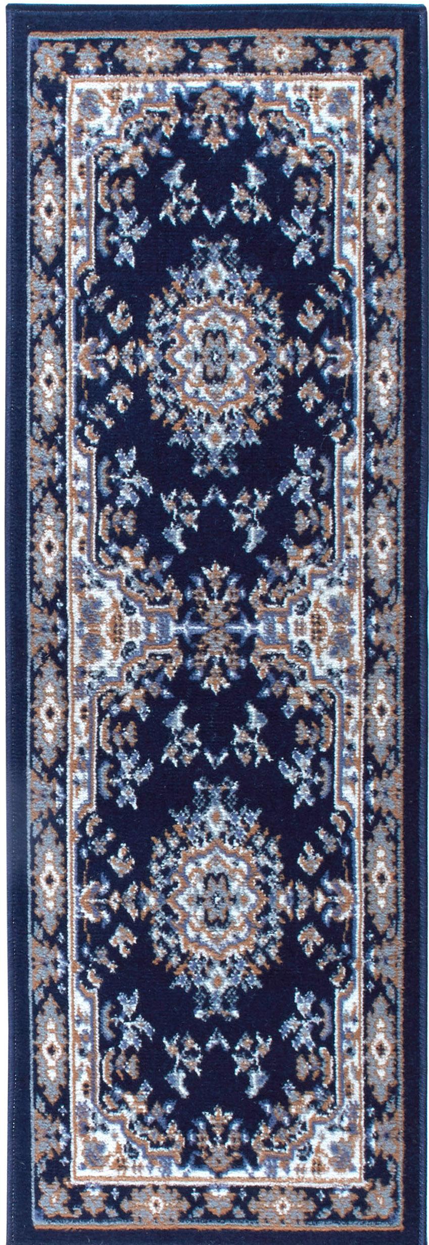 Navy Oriental Rug