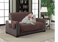 Slipcover Microfiber Reversible Pet Dog Couch Protector ...