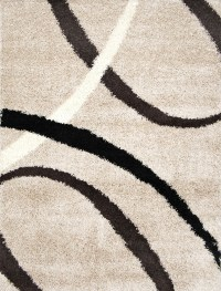 Shag Rugs Modern Area Rug Contemporary Abstract or Solid ...