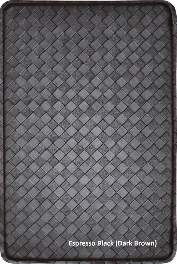Contemporary Indoor Cushion Kitchen Rug Anti-fatigue Floor