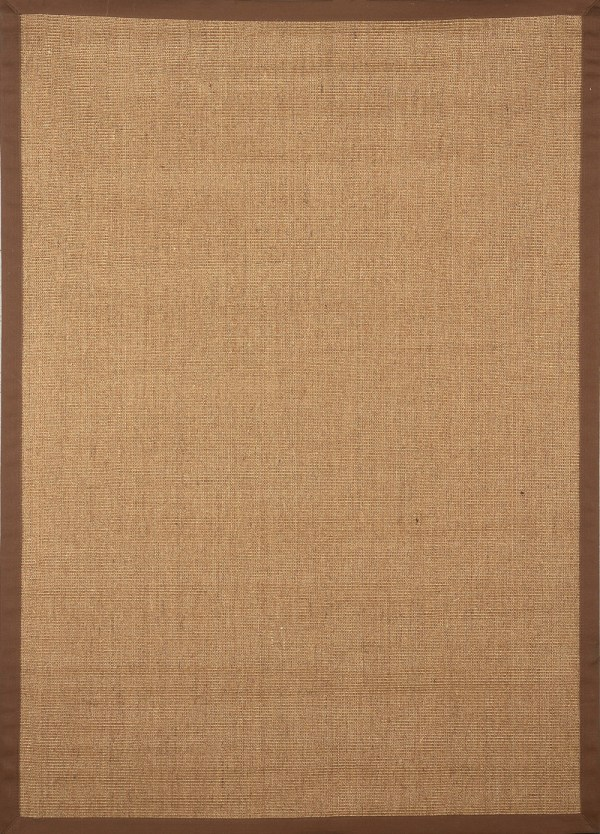 Sisal Area Rug with Border