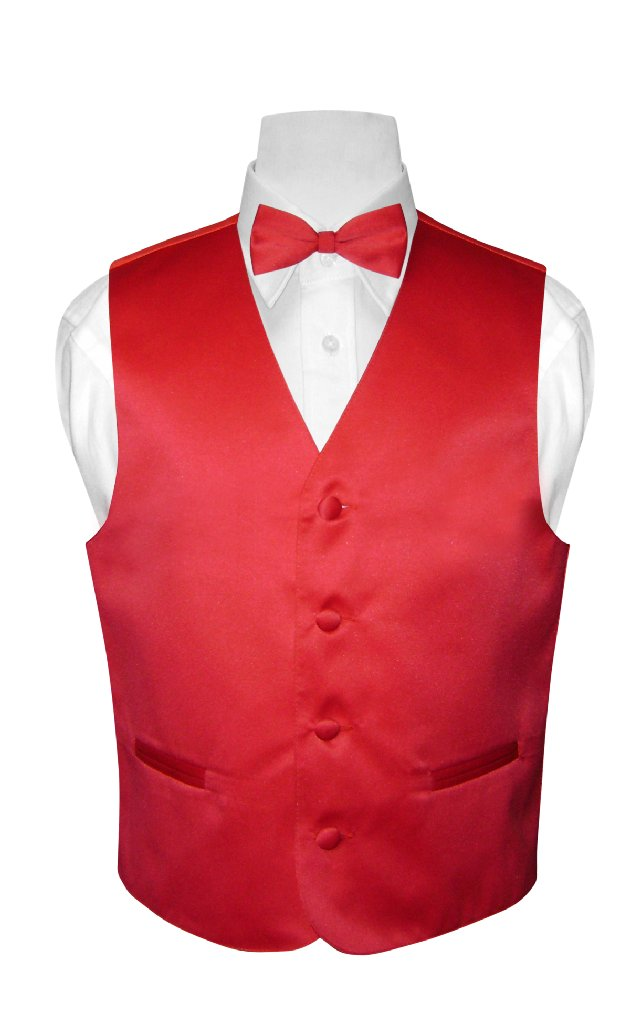 Boys Vest And Bow Tie Sets