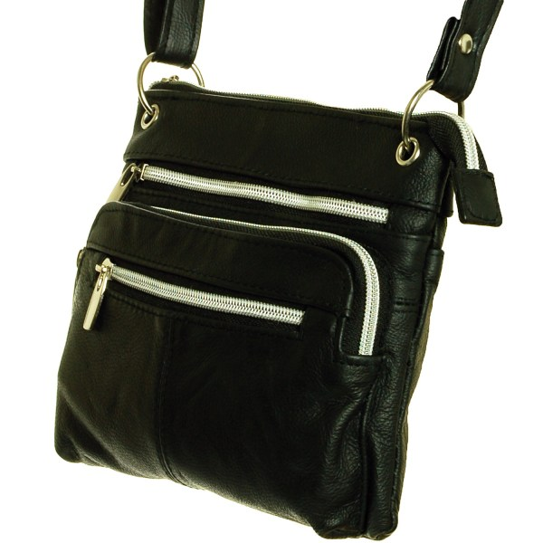 Women' Purse Cross Body Shoulder Bag Leather Handbag