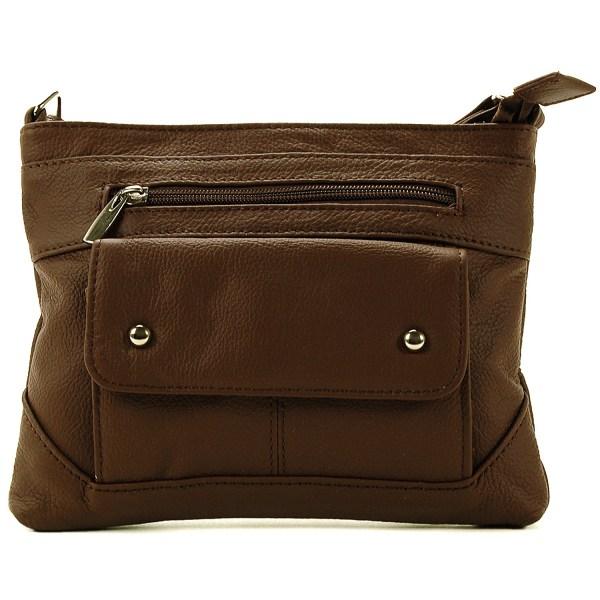 Women' Genuine Leather Handbag Cross Body Bag Shoulder